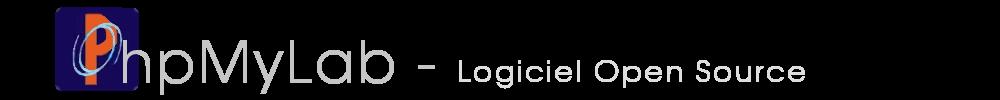 PhpMyLab - Logiciel OpenSource gratuit